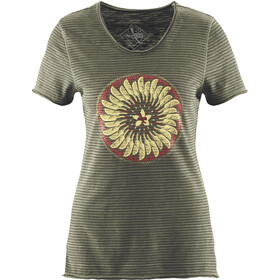 Red Chili Horda - T-shirt manches courtes Femme - olive